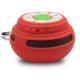 Visuel unique de Enceinte Bluetooth Ultimate SoundBall 3W USB/Micro SD/Jack & Mains libres rouge