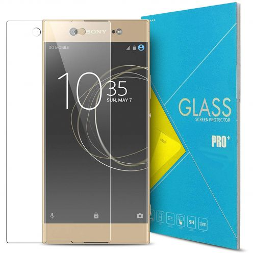 Protection d'écran Verre trempé Sony Xperia XA1 Ultra - 9H Glass Pro+ HD 0.33mm 2.5D