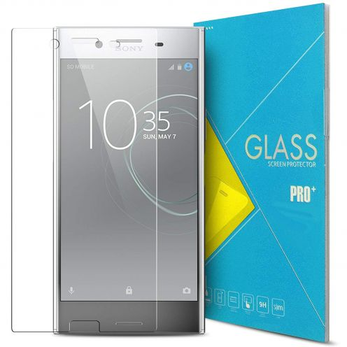 Protection d'écran Verre trempé Sony Xperia XZ Premium - 9H Glass Pro+ HD 0.33mm 2.5D