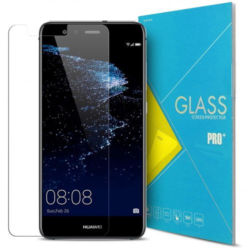 Protection d'écran Verre trempé Huawei P10 Lite - 9H Glass Pro+ HD 0.33mm 2.5D
