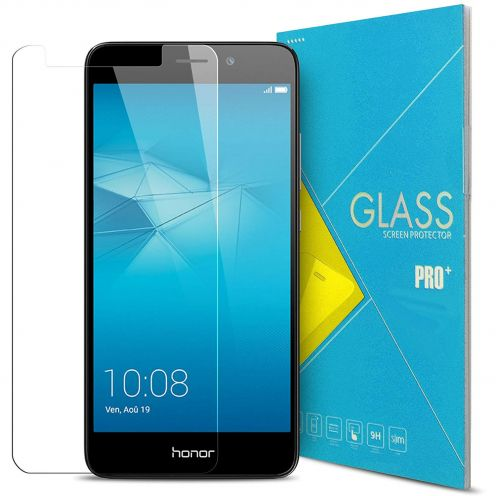 Protection d'écran Verre trempé Huawei Honor 5C / 7 Lite - 9H Glass Pro+ HD 0.33 mm 2.5D