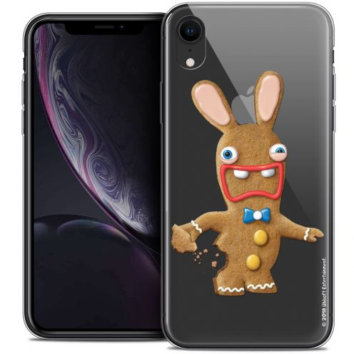 "Coque Gel Apple iPhone Xr (6.1"") Extra Fine Lapins Crétins™ - Cookie"