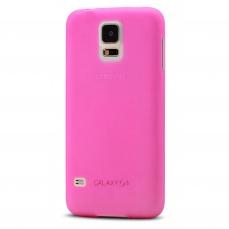 Vue Principale de Coque ultra fine Moxie Skin Rose pour Galaxy S5