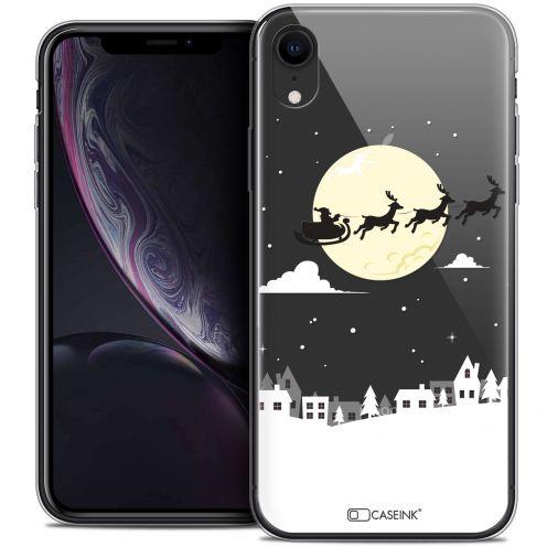 "Coque Crystal Gel Apple iPhone Xr (6.1"") Extra Fine Noël 2017 - Flying Stanta"