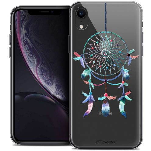 "Coque Crystal Gel Apple iPhone Xr (6.1"") Extra Fine Dreamy - Attrape Rêves Rainbow"