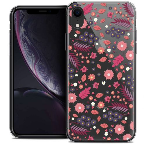 "Coque Crystal Gel Apple iPhone Xr (6.1"") Extra Fine Spring - Printemps"