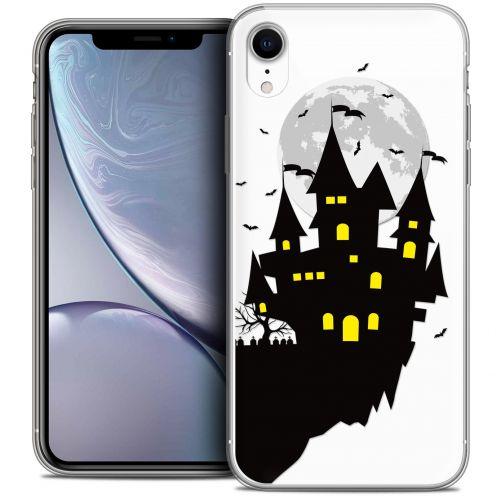 "Coque Crystal Gel Apple iPhone Xr (6.1"") Extra Fine Halloween - Castle Dream"