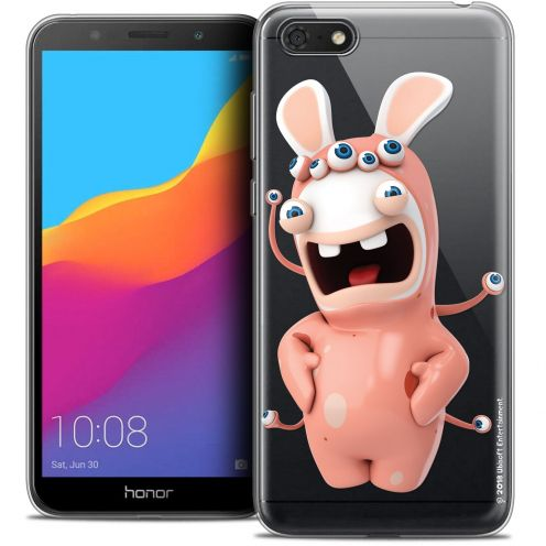 """Coque Gel Huawei Y5 2018 (5.4"""") Extra Fine Lapins Crétins™ - Extraterrestre"""