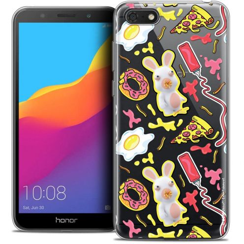 "Coque Gel Honor 7S (5.45"") Extra Fine Lapins Crétins™ - Egg Pattern"