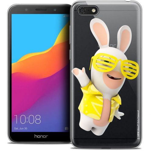 """Coque Gel Honor 7S (5.45"""") Extra Fine Lapins Crétins™ - Sun Glassss!"""