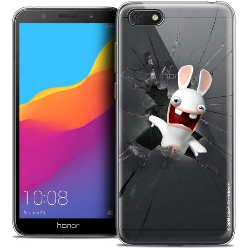 "Coque Gel Honor 7S (5.45"") Extra Fine Lapins Crétins™ - Breaking Glass"