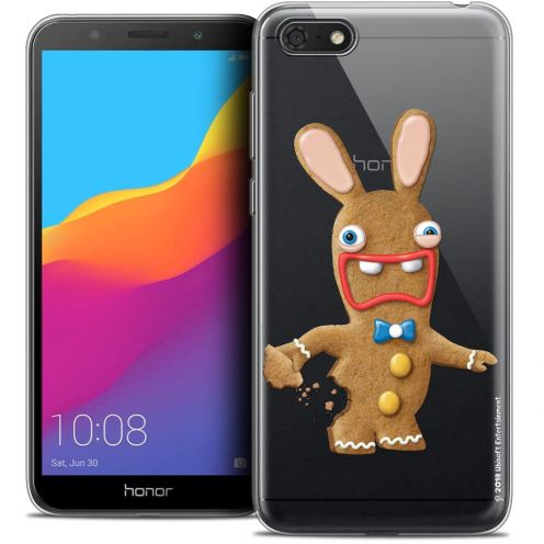 "Coque Gel Honor 7S (5.45"") Extra Fine Lapins Crétins™ - Cookie"
