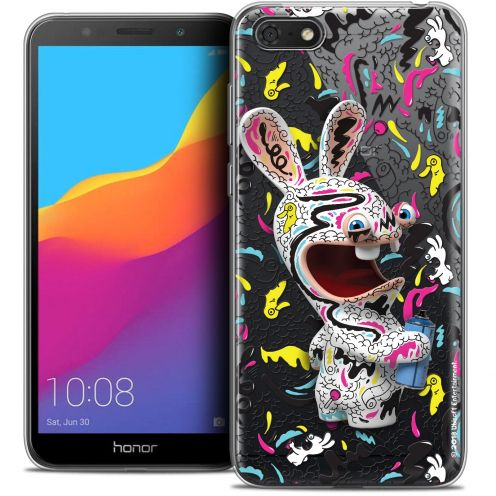 "Coque Gel Honor 7S (5.45"") Extra Fine Lapins Crétins™ - Tag"