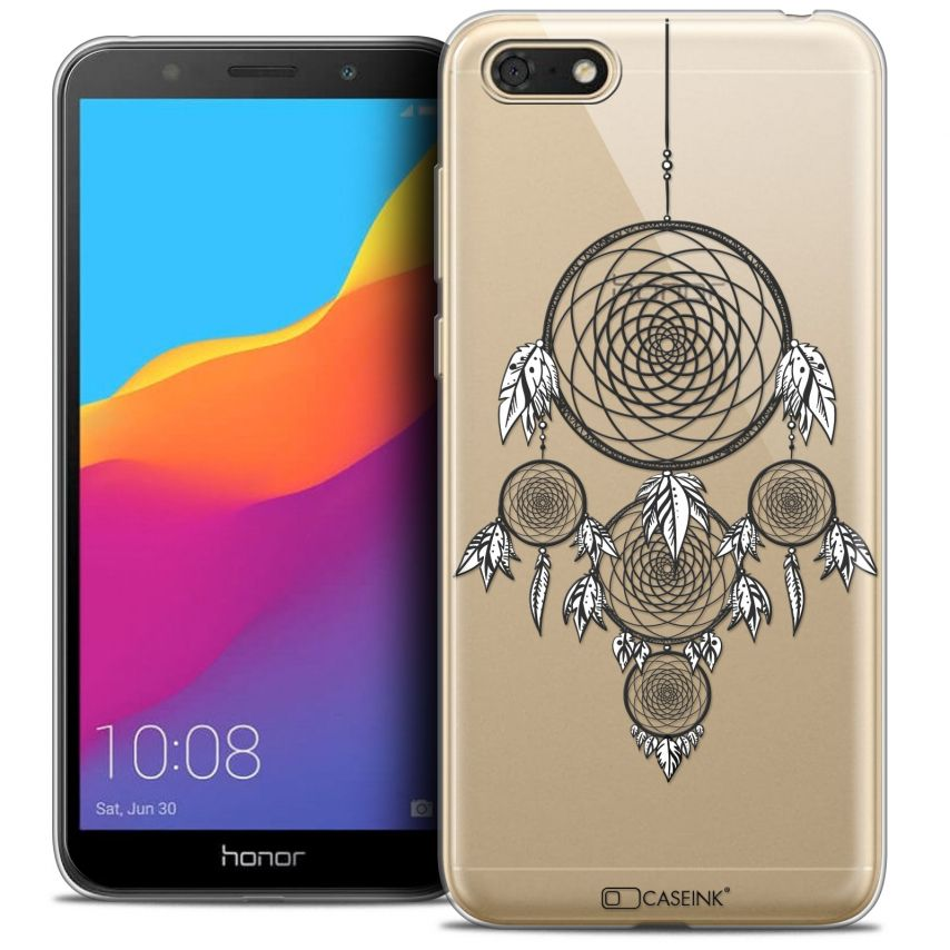 "Coque Crystal Gel Honor 7S (5.45"") Extra Fine Dreamy - Attrape Rêves NB"