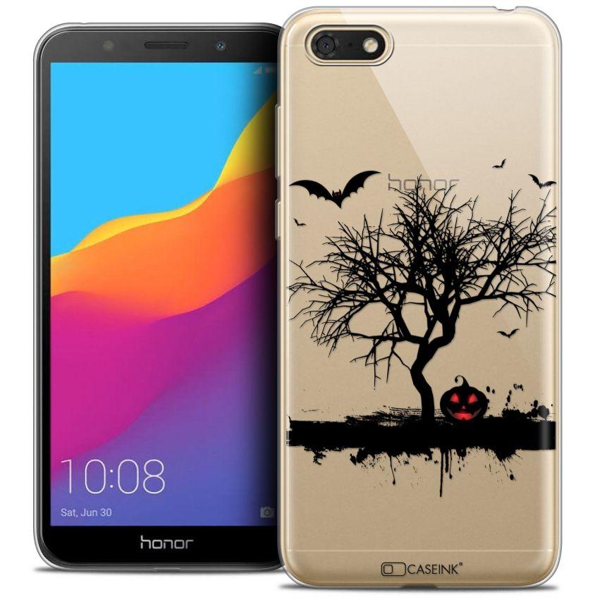 "Coque Crystal Gel Honor 7S (5.45"") Extra Fine Halloween - Devil's Tree"