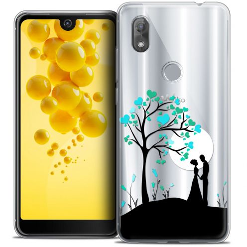 """Coque Crystal Gel Wiko View 2 (6.0"""") Extra Fine Love - Sous l'arbre"""