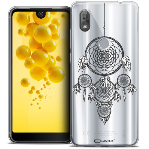 "Coque Crystal Gel Wiko View 2 (6.0"") Extra Fine Dreamy - Attrape Rêves NB"