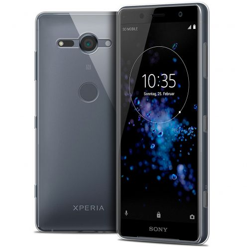 "Coque Sony Xperia XZ2 (5.7"") Extra Fine Souple Crystal Clear"