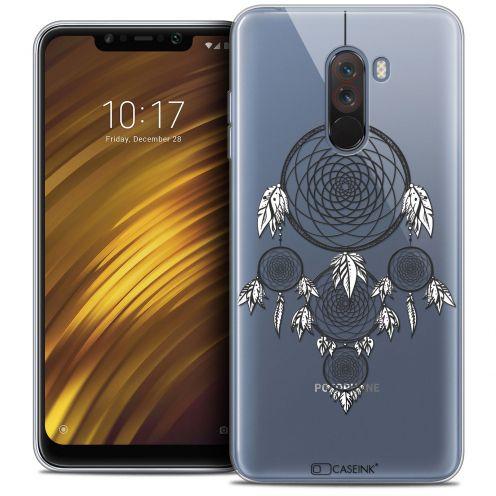 """Coque Crystal Gel Xiaomi Pocophone F1 (6.18"""") Extra Fine Dreamy - Attrape Rêves NB"""