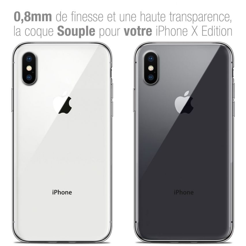 coque apple pour iphone xs