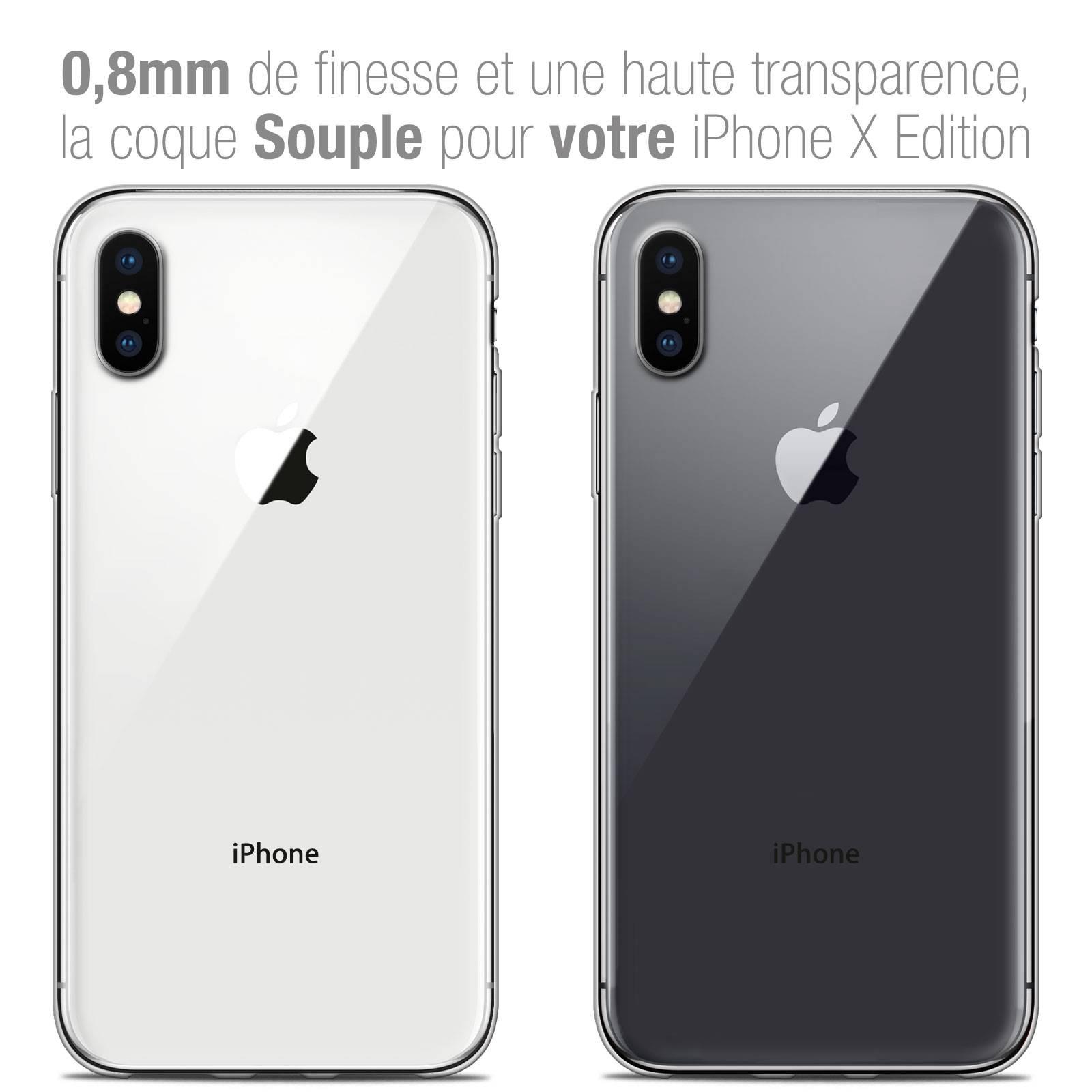 iphone xs coque souple