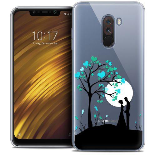 """Coque Crystal Gel Xiaomi Pocophone F1 (6.18"""") Extra Fine Love - Sous l'arbre"""