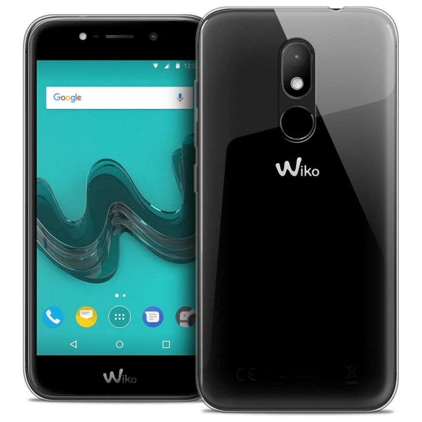 """Coque Wiko Wim LITE (5.0"""") Extra Fine Souple Crystal Clear"""