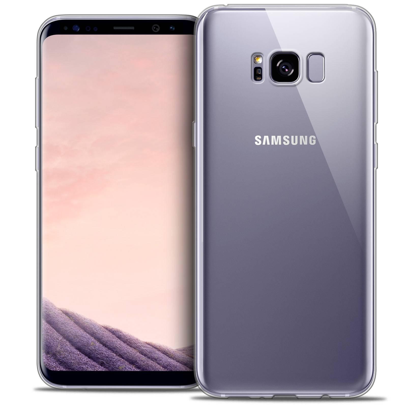 Coque Samsung Galaxy S8 Extra Fine 1mm Souple Clear