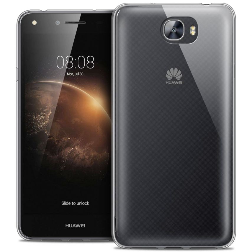 Coque Huawei Y6II Compact Extra Fine Souple Crystal Clear