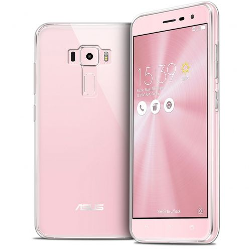 "Coque Asus Zenfone 3 ZE552KL 5.5"" Extra Fine Souple Crystal Clear"