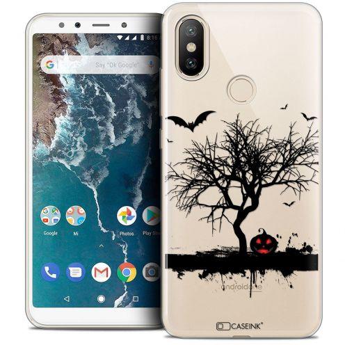 "Coque Crystal Gel Xiaomi Mi A2 (5.99"") Extra Fine Halloween - Devil's Tree"