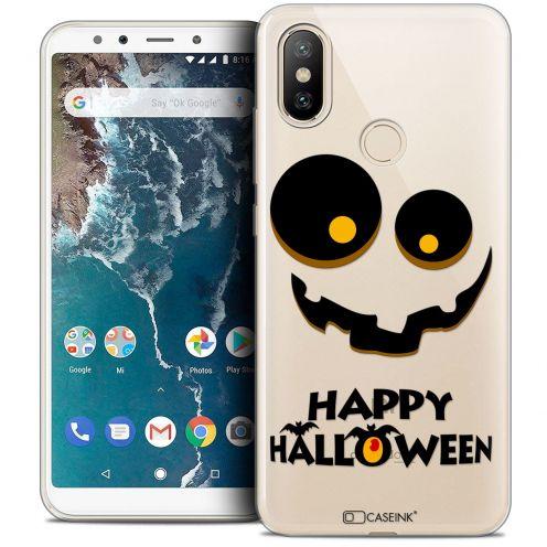 """Coque Crystal Gel Xiaomi Mi A2 (5.99"""") Extra Fine Halloween - Happy"""