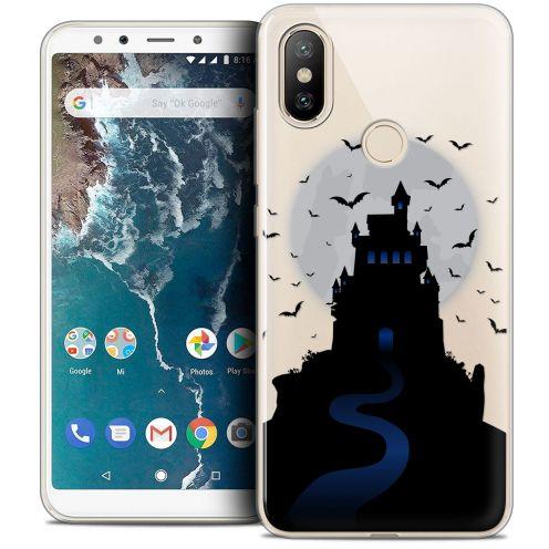 """Coque Crystal Gel Xiaomi Mi A2 (5.99"""") Extra Fine Halloween - Castle Nightmare"""