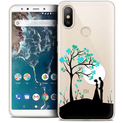"""Coque Crystal Gel Xiaomi Mi A2 (5.99"""") Extra Fine Love - Sous l'arbre"""