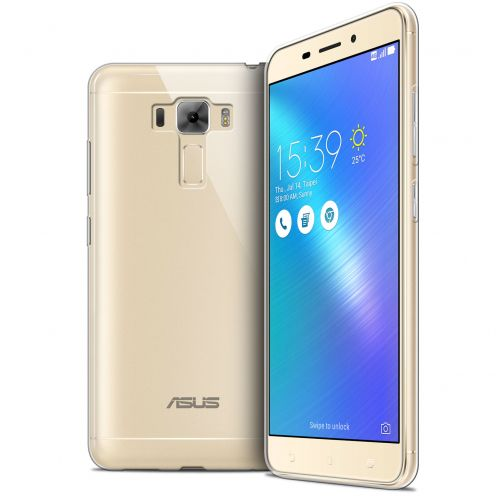 "Coque Asus Zenfone 3 Laser ZC551KL 5.5"" Extra Fine Souple Crystal Clear"