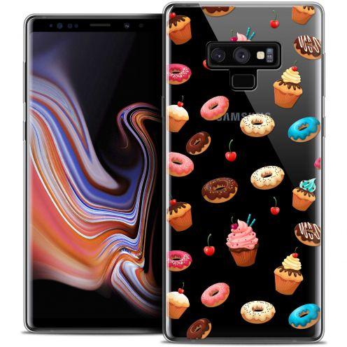 "Coque Crystal Gel Samsung Galaxy Note 9 (6.4"") Extra Fine Foodie - Donuts"