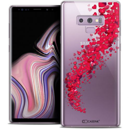 "Extra Slim Crystal Gel Samsung Galaxy Note 9 (6.4"") Case Love Tornado"