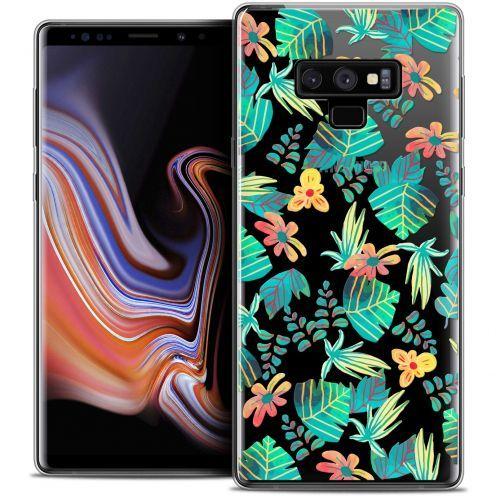 "Coque Crystal Gel Samsung Galaxy Note 9 (6.4"") Extra Fine Spring - Tropical"