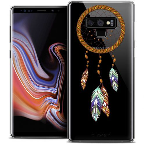 "Coque Crystal Gel Samsung Galaxy Note 9 (6.4"") Extra Fine Dreamy - Attrape Rêves Shine"