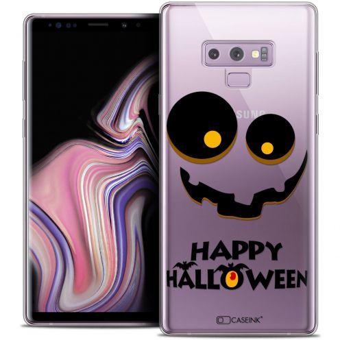 """Coque Crystal Gel Samsung Galaxy Note 9 (6.4"""") Extra Fine Halloween - Happy"""