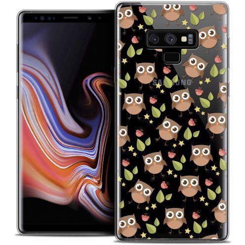 "Coque Crystal Gel Samsung Galaxy Note 9 (6.4"") Extra Fine Summer - Hibou"