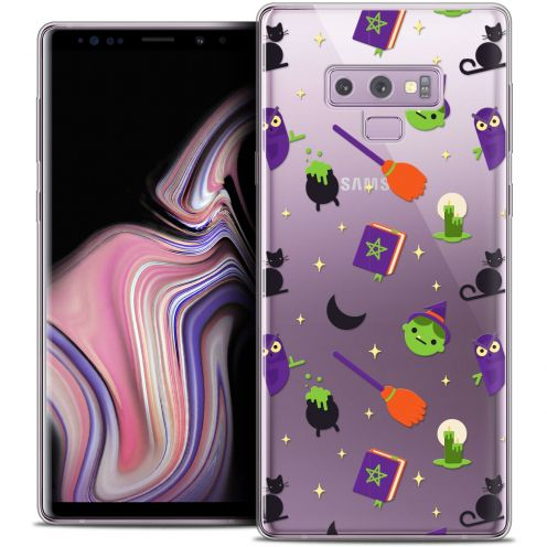 """Coque Crystal Gel Samsung Galaxy Note 9 (6.4"""") Extra Fine Halloween - Witch Potter"""