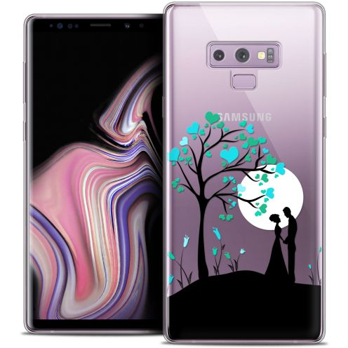 "Coque Crystal Gel Samsung Galaxy Note 9 (6.4"") Extra Fine Love - Sous l'arbre"