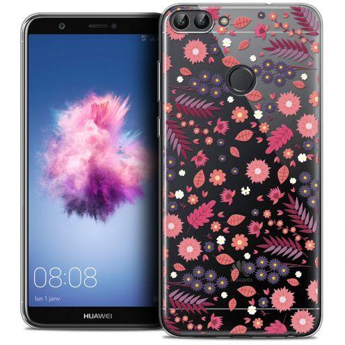 "Coque Crystal Gel Huawei P Smart (5.7"") Extra Fine Spring - Printemps"
