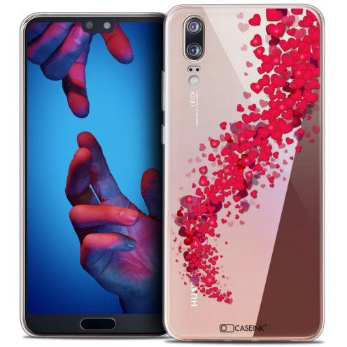 "Coque Crystal Gel Huawei P20 (5.8"") Extra Fine Love - Tornado"