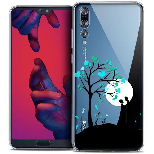 "Coque Crystal Gel Huawei P20 PRO (6.1"") Extra Fine Love - Sous l'arbre"