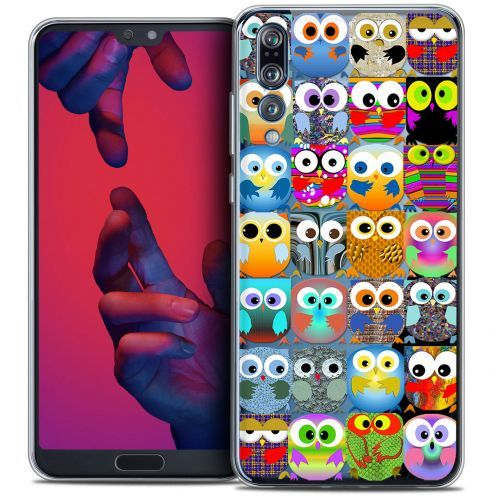 "Coque Crystal Gel Huawei P20 PRO (6.1"") Extra Fine Claude - Hibous"