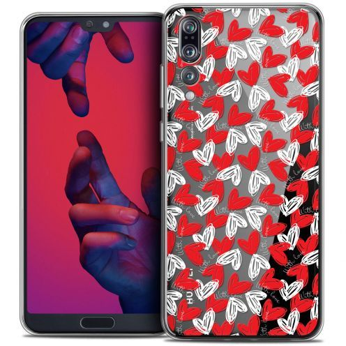 "Coque Crystal Gel Huawei P20 PRO (6.1"") Extra Fine Love - With Love"