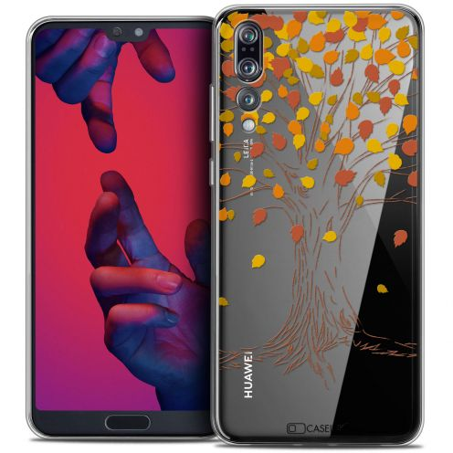 "Coque Crystal Gel Huawei P20 PRO (6.1"") Extra Fine Autumn 16 - Tree"