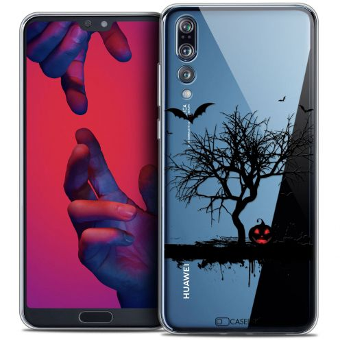 "Coque Crystal Gel Huawei P20 PRO (6.1"") Extra Fine Halloween - Devil's Tree"